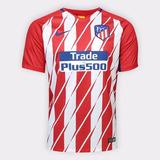Camisa Nike Atlético De Madrid Home 2018 Empires Sports