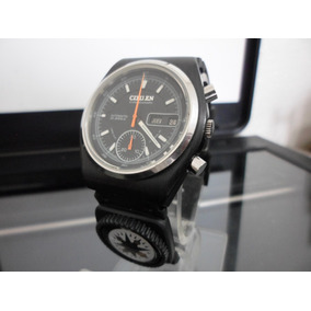 Citizen Black Cronograph Caballero