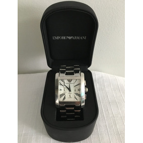 f0d484e06c2 Relógio Emporio Armani Ar 0186 R E P L I C A Masculino - Relógios De ...
