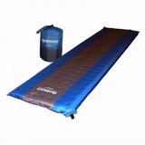 Colchoneta Autoinflable Nexxt Air Rest 4.5 Azul Resistente