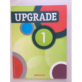 Livro De Inglês Upgrade 1 - Editora Richmond