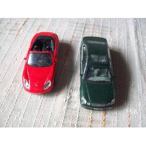 Lote De 2 Autos De Juguete De Colecciòn Hongwell . Esc1/43