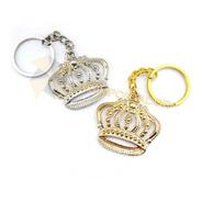 10 Llaveros Corona Coronita Ideal Souvenir 15 Años Mujeres