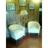 Hermoso Sillon Art Deco Todo Tapizado Nuevo A Pedido Cliente
