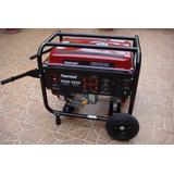 Planta Generador Electrico 5000 Watts - 6250 Max 13 Hp Nuevo