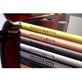 Bumper Espejo Lujo Mirror Huawei G8 Gx8 Aluminio