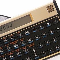 Calculadora Financeira Hp12c Hp 12c Gold Original Português