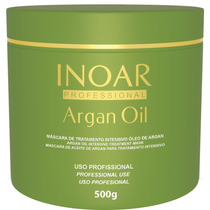 Inoar Argan Oil Máscara 500g