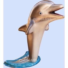 Cascata Golfinho Medio 0,70m
