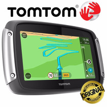 Gps Para Moto Tomtom Rider 400 Resiste Al Agua