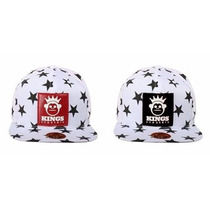 Boné Aba Reta Snapback Kings Sneakers Stars Estrela Cores