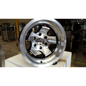 Rin 15x10 Chevrolet Ford Dodge Todas Las Barrenaciones