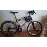 Bicicleta Mountainbike Mtb Frenos De Discos Hidraulicos