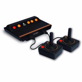 Atari Flashback 7 Classic Game Console Nacional + 101 Jogos