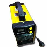 Soldadora Por Arco Inverter Mma 80-200 / 200 Amp
