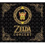 Dvd The Legend Of Zelda: Concierto 30th Aniversario