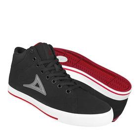 Zapatos Atleticos Y Urbanos Pirma 422 25-29 Lona Negro