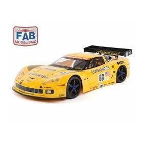 Automodelo Kyosho Inferno Gt2 Ve Corvette C6-r 1/8 Top !!!!