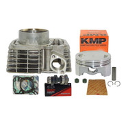 Kit Cilindro 190cc Cg 150 Kmp + Comando Bravo 315°