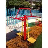 Máquinas De Gimnasia Para Parques