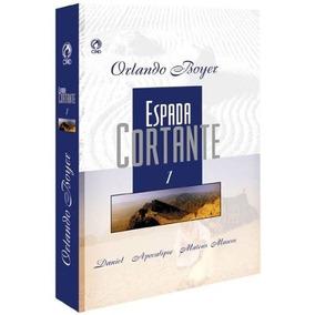 Livro Espada Cortante Volumes 1 Nova Edição Orlando Boyer