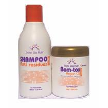 Shampoo + Botox S/formol 250g O Que Faltava No Mercado