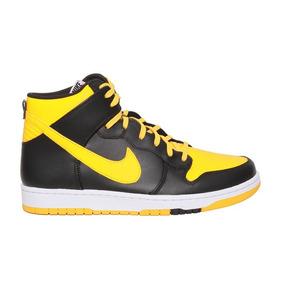 Tênis Sneaker Nike Basquete Cano Alto Style Unissex Original