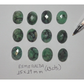 Dal Corsi Esmeralda Pedra Preciosa Lapidada 13 Cts