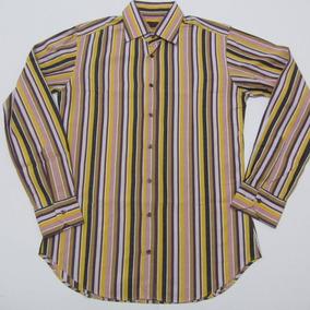 Camisa Etro Vintage M Regalada.