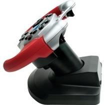 Volante Dual Shock Racing Para Ps2 6211-1 - Maxprint