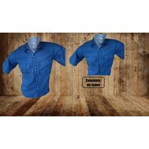 Camisas Columbia De Jean. Caballeros Y Damas