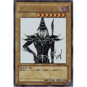 Yu-gi-oh Mago Negro Dark Magician Japonesa Ocg Ultra Rara