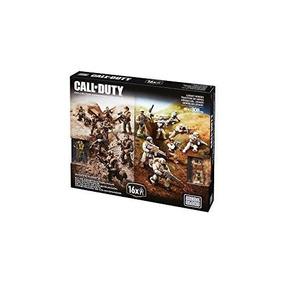 Mega Bloks Call Of Duty Héroes Coleccionista Contrucción Se