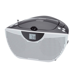 Reproductor De Cd Ranser Rg-ra20n 200w Radio Am/fm