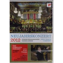 Neujahrskonzert 2012 - Concierto De Año Nuevo, Jansons - Dvd