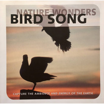 Cd Bird Song Nature Wonders Musica De La Naturaleza