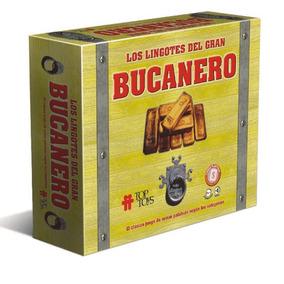 Juego De Mesa Los Lingotes Del Bucanero Top Toys