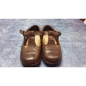 Zapatos Marrones Nena N°31