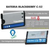 Batería Bb C-s2 8520 8320 9300 9330 8530 8300
