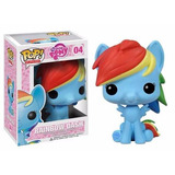 Funko Pop! My Little Pony Rainbow Dash 04 Figura Colección