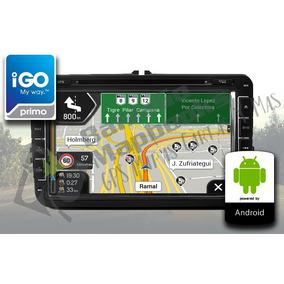 Mapas Gps Estereo Android Multimedia + Radares
