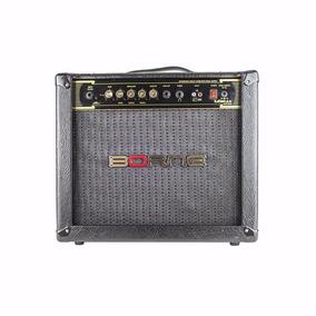 Amplificador Cubo Borne 1050 Preto Standart Para Guitarra