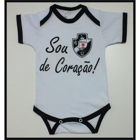 ... Body Manga Curta Com Meia - Best Club. São Paulo · Body Infantil Time  Vasco 100% Algodão Bebê 5be7b1abb4cb3
