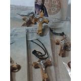 Se Vende La Cruz De San Benito Pequeña En Madera Orijinal
