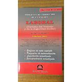 Guia De Estudio Laboral. Grisolia. Ed. 2017. Ed. Estudio