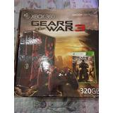 Caja Y Manuales De Xbox 360