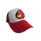 Cachucha Angry Birds 8 Bits