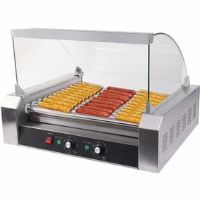 Vitrina Comerial Safstar Eléctrico Hot-dog Electrica