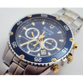 Relógio Bulova Marine Star 98b230 Com Garantia