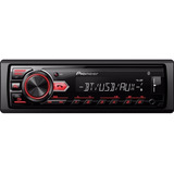 Reproductor Pioneer Mvh-291bt Mp3 Bluetooth Cd Aux